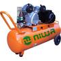 Compresor De Aire Monofasico 100 Lts Niwan + Regalo