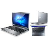 Samsung Ultrabook Intel I5 - 6 Gb - 500 Gb Sata + 32gb Ssd.