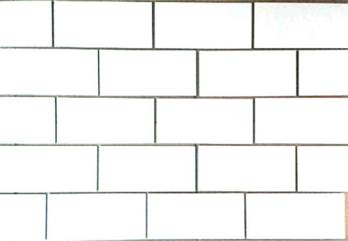 azulejos rectangulares blanco satinado rectificado 410