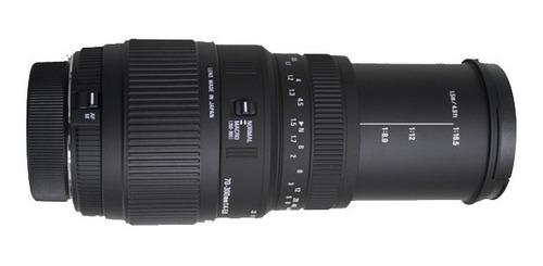 Lente Sigma 70-300mm Dg Macro Para Nikon 4 Años Garantía