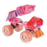 Roller Skate Girlie Patín Extensible Del 21 Al 31 22025