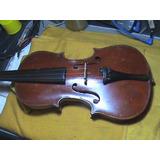 Violin 3/4 Mas De 100 Años De Antiguedad