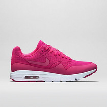 Nike Air Max Ultra Moire Mujer! Pink Rosa - Red