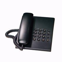 Telefono  Fijo Redial Alarma Negro O Blanco