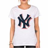 Remera New York Yankees Beisbol Nueva York Deporte Bronx N Y