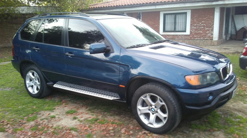 Bmw X5 3.0 D Executive Stept