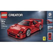 Lego Creator Expert Ferrari F40 Kit (10248) Impresionante!!!