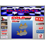 Pastillas De Freno Gold Fren Delantera Kawasaki Kdx 250
