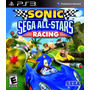 Sonic Y Sega All Star Racing Ps3 - Fisico Y Sellado*