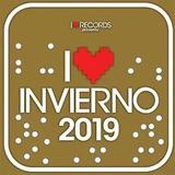 Cd I Love Invierno 2019 Int.varios Nuevo 2019 En Stock