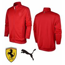 Campera Puma Ferrari Track 10 Aniversario.original Imporadas