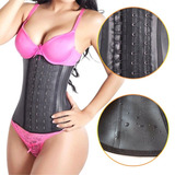 Faja Corset De Latex Super Reductora Vientre Plano