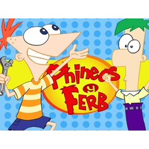 Kit Imprimible Phineas Y Ferb