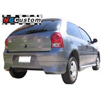 Spoiler Volkswagen Gol 06-14 Trasero