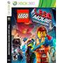 Juego The Lego Movie Video Game Xbox 360 Ntscen Español