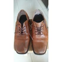 Zapatos Storkman Marrones 42