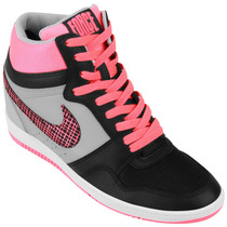 Nike Botitas Wmns Nike Force Sky High Urbanas Realce Colores