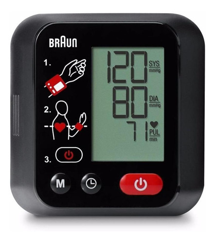 Tensiómetro Digital Braun Bpw220