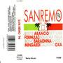 San Remo 94 - Cassette - Berte Oxa Arancio Rettore Angeli