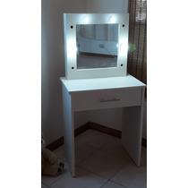 1bddfa1a6 Mueble Maquillador Organizador Maquillaje C Espejo Unicos en venta ...