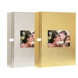 Album 13x18 200 Fotos Metalizado Vertigo Microcentro Lelab