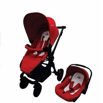 Planeta Bb Coche Travel System Explorer Duck