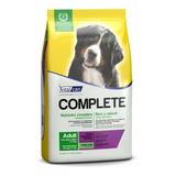 Alimento Vitalcan Complete Perro Adulto Raza Mediana/grande Carne 20kg