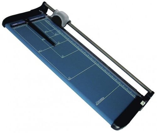 Guillotina Rotativa Autoafilable Profesional Dasa D3 670mm