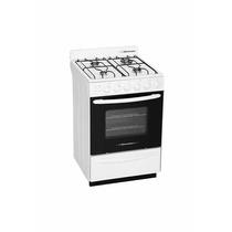 Cocina A Gas Columbia Blanca Encendido Electronico Cc 5604b