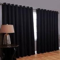 Cortinas Black Out. Romanas, Paneles Orientales, Presillas