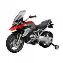 Moto A Bateria Kiddy Bwm 1200 Sonidos Luces 6 Volts