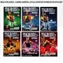 Dvd Pack 5 Videos Tae Bo Amped - De Billy Blanks (2010)