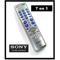 Control Remoto Sony Rmv402 Universal 7 En 1