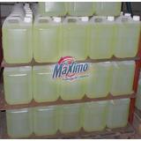 Cloro Líquido A Granel 100% Puro Económico X 1 Litro