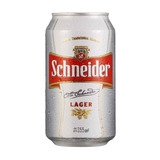 Cerveza Schneider Latas 355ml - Pack X24 - Garage De Bebidas
