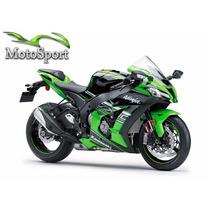 Kawasaki Zx10r Zx-10 Abs Krt Edition Www.motosport.com.ar