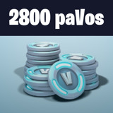 2800 Pavos Fortnite Pc (pregunta Por Ps4)