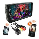 Stereo Con Pantalla Tactil 7 Bluetooth Camara Retroceso