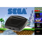 Consola Sega 16 Bit + 2 Joystick + 109 Juegos Envio Gratis!