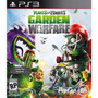 Plantas Vs Zombies Garden Warfare Ps3 Original Físico Disco