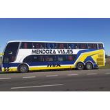 Alquiler De Omnibus Micros Buses De Corta Y Larga Distancia