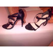 Preciosos Zapatos Con Charol -forever 21 -nro.37
