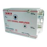 Amplificador De Señal 2 Salidas 30 Db Antena Cable Tv 220v Spe
