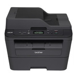 Impresora Multifunción Brother Dcp-l2 Series Dcp-l2540dw Con Wifi 110v/220v Negra