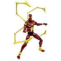 Muñeco Marvel Universe Iron Spiderman Nuevo Con Tentaculos