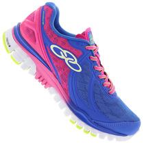 Zapatillas Olympikus Modelo De Damas Running Fitness Involve