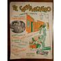 Partitura El Cachivachero Candombe Pregon R. Carambula 1953
