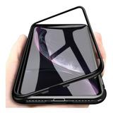Funda Magnetica Para Celulares Samsung Metal Templado