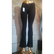Jeans Nina Oxford Negro ¡¡ X Mayor 12 Prendas X $ 2800