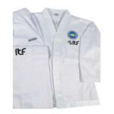 Traje Uniforme Dobok Taekwondo Itf Granmarc Ofic Los Mejores
